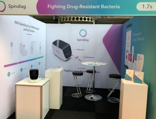 Spindiag at the ECCMID 2019 in Amsterdam