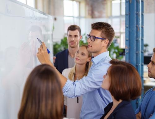 Wir suchen eine(n) Leiter(in) Business Operations (m/w/d)