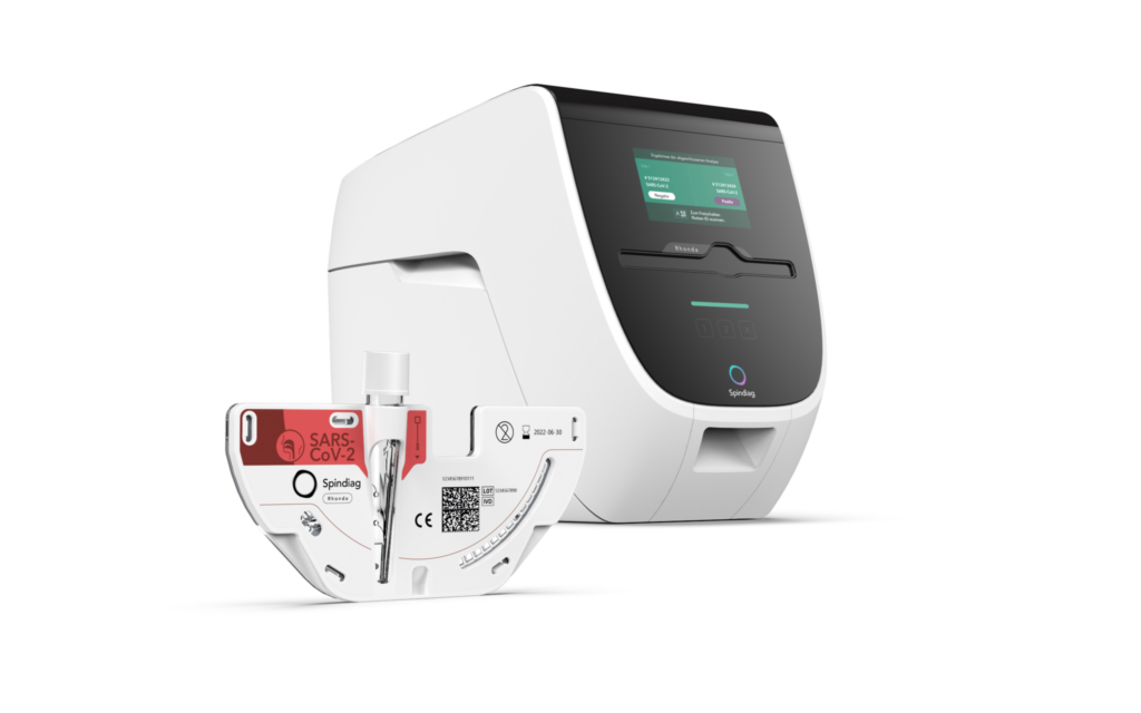 Spindiag completes EU market approval for Rhonda PCR rapid COVID-19 test