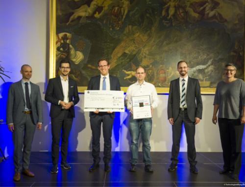 Spindiag erhält Freiburger Innovationspreis 2021